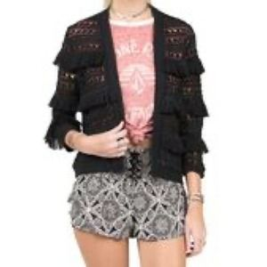 Volcom Stone Row Collection cardigan Cocoknit